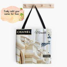 #ChanelToteBag #ChanelMonteCarlo Chanel Shopping Tote Bag Chanel Store Monte Carlo Chanel