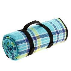 Manta para picnic azul QUECHUA Decathlon http://bit.ly/11kw9k1