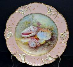 Minton porcelain cabinet plate