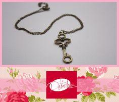 La Percha Bisutería Jewelry  Collar Necklace Llave Accesorios para mujer Moda Fashion