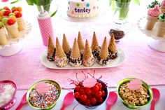 Ice Cream Birthday Party Feature