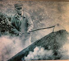 "Photo in Art Design Room.  Vecchi mestieri/old crafts: ""The Countryman"" Photographer:Tomassini Gianfranco"