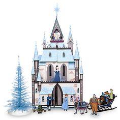 Olaf's Frozen Adventure Castle of Arendelle Play Set