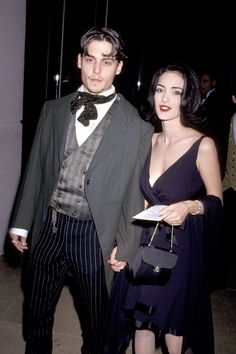 We take a look back at some of Winona Ryder's best fashion moments- http://lifestyle.one/grazia/fashion/news/10-winona-ryder-iconic-90s-fashion-moments/