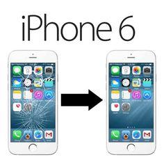 Výměna rozbitého skla displeje iPhone - prasklé sklo   servis displeje Apple Iphone 6, Iphone 8, Mobiles, Samsung Galaxy, Map, Mobile Phones, Location Map, Maps