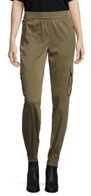 Shop Now - >  https://api.shopstyle.com/action/apiVisitRetailer?id=618379419&pid=uid6996-25233114-59 Polo Ralph Lauren Twill Cargo Jogger Pants  ...