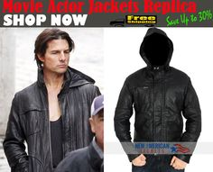 Ghost Protocol Mission Impossible Outstanding Tom Cruise Jacket base on Pure Leather Material now on Sale at #NewAmericanJackets Store with discount Offer.. #GhostProtocol #MissionImpossible #TomCruise #MenFashion #LeatherFashion #womenFashion #maleFashion #jacket #Celebrity #Shopping #onlineshopping #newfashion #outfit #leatherjacket #colourful #Clothing