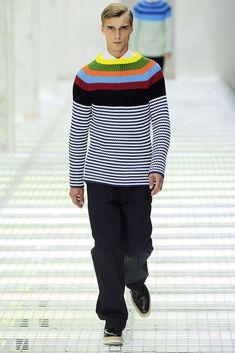 Prada Spring 2011 Menswear Fashion Show - Clement Chabernaud