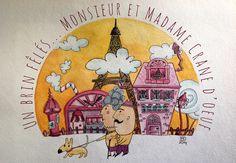 Illustration Isabelle Monnerot-Dumaine - www.lespetitsbrins.com