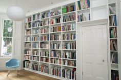 I'd like this, please, and with the books sorted/organized by color. Thanks.