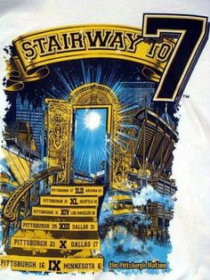 Stairway to 7!!