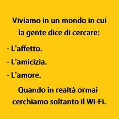 Sad but true. (by @masse78) #tmlplanet #wifi #ragazzi #ragazze