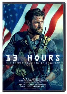 13 Hours DVD ASIN: B018IDVB5S AS AN AMERICAN AMBASSADOR IS KILLED DURING AN ATTACK AT A U.S. COMPOUND IN LIBYA, A SECURITY TEAM STRUGGLES TO MAKE SENSE OUT OF THE CHAOS. Product Details Format: Color,