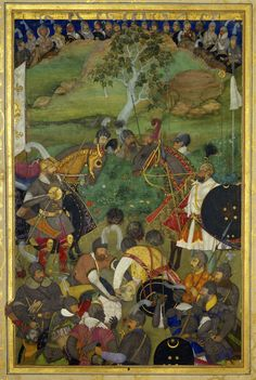 The Death of Khan Jahan Lodi (3 February 1631)