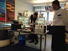 Fabbri 1905 | Seminario Ottobre 2012 in Germania - Yogurt-Creme fredde e Mixycafè Fabbri