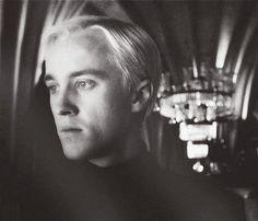 Draco Malfoy.  Harry Potter.