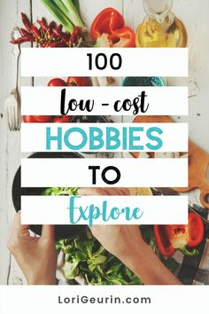 Looking for healthy ways to relieve stress and have fun? Here are 100 low-cost hobbies that are easy to do at home or outdoors. There's something for everyone even if you're short on time. #hobbies #funhobbies #hobbiesforwomen #hobbiesformoms #hobbiesformen #lowcosthobbies #freehobbies Hobbies For Women, Hobbies To Try, Hobbies That Make Money, Holistic Wellness, Wellness Tips, Health And Wellness, Harvard Photography, Diy Crafts And Hobbies, Meals On Wheels