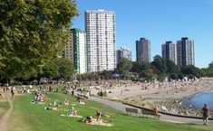 english Bay in Vancouver Stanley Park Vancouver, Vancouver City, Vancouver British Columbia, Vancouver Island, Georgia Street, Victoria Canada, Dartmoor, What A Wonderful World, Canada Travel