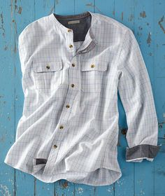 Benficial Mens Military Cargo Workwear Spring Casual Durable Button Down Long Sleeve Shirt Top Blouse