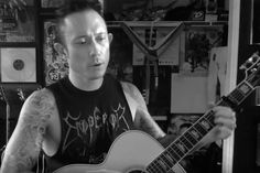 Trivium's Matt Heafy Performs Powerful Cover of Radiohead's 'Exit Music (For a Film)'  Armed with just an acoustic guitar and his voice, Trivium's Matt Heafy delivered a stirring Radiohead cover.    Continue reading…  http://loudwire.com/matt-heafy-cover-radiohead-exit-music-for-a-film/