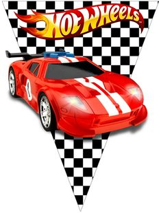Hot Wheels Birthday, Hot Wheels Party, Race Car Birthday, Race Car Party, Happy Birthday Baby, Cars Birthday Parties, Imprimibles Hot Wheels, Anniversaire Hotwheels, Party Themes For Boys
