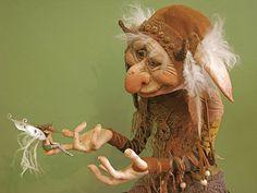 The art dolls from Lorell Lehman