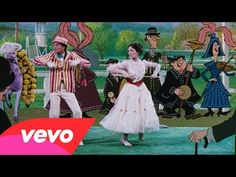 "Supercalifragilisticexpialidocious (from ""Mary Poppins"") - Julie Andrews..."