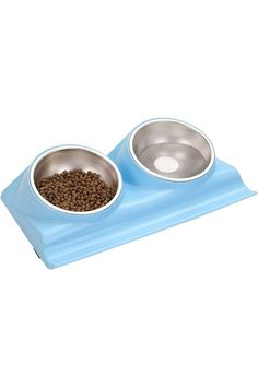 (This is an affiliate pin) Suhaco double dog cat 15 degree tilted food and water bowls, protect the health of your pet's neck, and eat more comfortably! Easy to clean The double bowl can be easily disassembled, making cleaning more convenient! Hollow out design on one side Easily pick up the bowl from the ground, and increase the stability of the bowl. Stable and safe! Rounded corner Prevent pets from accidentally being injured during eating. Non-slip Non-slip rubber on the bottom of the bo... The Bo, Cat Feeder, Food Bowl, Round Corner, Cat Food, Dog Bowls, Pet Supplies, Stainless Steel, Cleaning