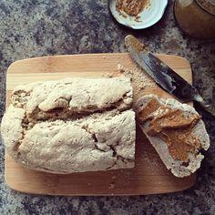 Super Simple Buckwheat Bread