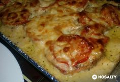 Hungarian Recipes, Hungarian Food, Meat Recipes, Macaroni And Cheese, Meals, Chicken, Vegetables, Ethnic Recipes, Retro