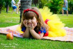 Fotografia Infantil, ensaio temático