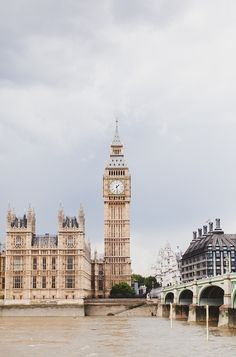 London, Big Ben - Favorite city in the world. Places Around The World, Oh The Places You'll Go, Travel Around The World, Places To Travel, Around The Worlds, Travel Destinations, Europe Places, London Places, Holiday Destinations