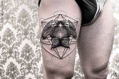 #Tattoo by Chaim Machlev - Berlin
