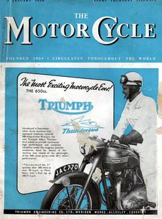 Triumph Thunderbird (1949)