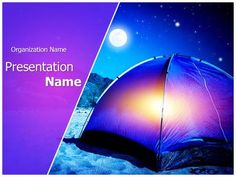 Night Camp Powerpoint Template is one of the best PowerPoint templates by EditableTemplates.com. #EditableTemplates #PowerPoint #Night #Outdoor Activity #Outdoor #Mountain Hilking #Camp #Hiking #Enjoying #Tranquil #Tent #Journey #Vacation #Travel #Night Camp #Tourism #Leisure Activity #Nightfall #Fun Activity #Trip #Adventure #Nighttime