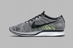 Take this Nike Flyknit Retro Oreo for a Spin