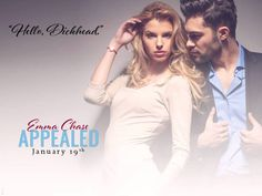 TEASER: APPEALED (Legal Briefs #3) by EMMA CHASE |  Kindle Friends Forever