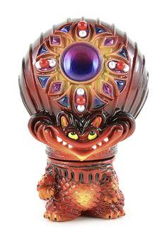 Gumtaro Gyogura Commission – Shiftytoys Japanese Toys, Decorative Bowls