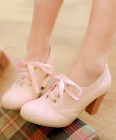 High Heels Ankle Boots Shoes Pink