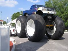 Monster mud trucks | Old School Monster Truck Pics | Page 3 | Mud Trucks forum