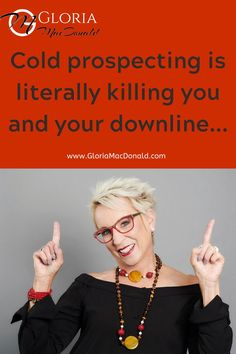 In this podcast, I explain exactly why going after friends and family members, making your list of 100, and trying to chat up strangers in person, or on social media is dangerous to your health.  🛑Why this type of prospecting is literally killing you and your downline...  🔥🔥And what to do instead🔥🔥  🔶You'll learn the tried, tested and true SECRETS to prospecting and recruiting Rejection-FREE!
