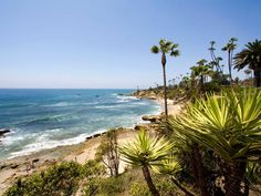 California dreaming? Drive down the Southern California coast and visit the best beaches in Los Angeles, Orange County and San Diego.