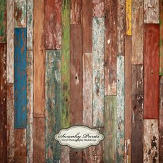 Items similar to x PRODUCT / Vinyl Photography Backdrop / Colorful Scuffed Wood on Etsy Wood Texture Background, Background Ideas, Vinyl Backdrops, Studio Backdrops, Blue Wood, Photography Backdrops, Photo Backdrops, Photography Ideas, Family Photography