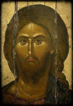 View album on Yandex. Byzantine Icons, Byzantine Art, Images Of Christ, Orthodox Icons, 3d Paper, Religious Art, Views Album, Fresco, Jesus Christ