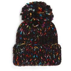 Eugenia Kim Rain Wool & Alpaca Pom-Pom Hat