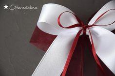 Wedding Car, Wedding Ideas, Mai, Bordeaux, Bows, Etsy, Ribbons, Tying Bows, Flowers