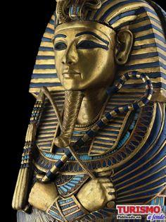 Houston se prepara para una extraordinaria exposición sobre Tutankamón y los Grandes Faraones