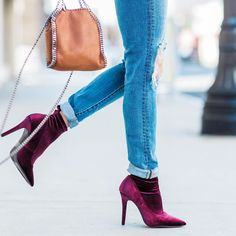 Crushing on velvet a