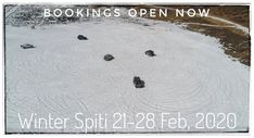 Spiti Valley, Winter White, Touring, 4x4, Road Trip, Challenges, Adventure, 21st, Open Book