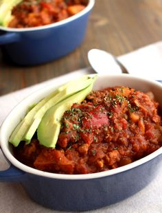 Nutrition is for you and for you long lasting life! Paleo Recipes, Real Food Recipes, Turkey Recipes, Healthy Eating Guidelines, Turkey Chili, Proper Nutrition, Whole 30 Recipes, Nutritious Meals, Healthy Meals